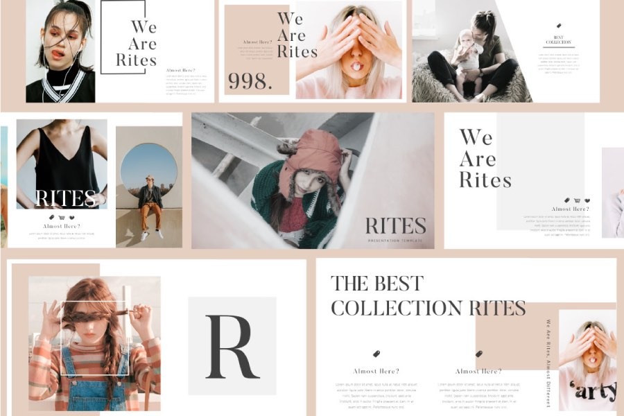 Rites Free PPT Template Powerpoint Keynote Presentation Template Freebies