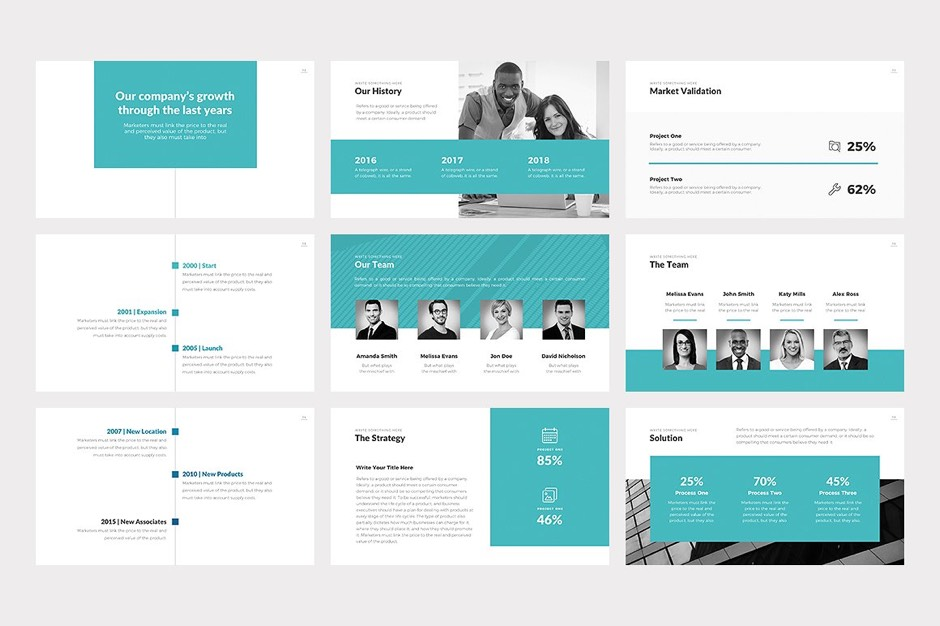 How to make PPT design concept faster: examples to show you how
