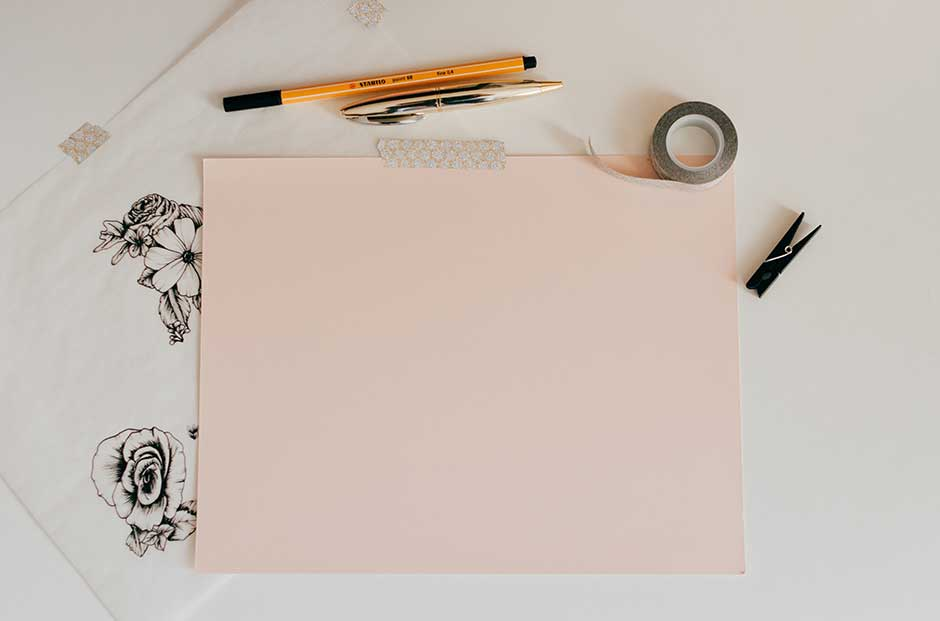 Simple Background Photos for PPT Design