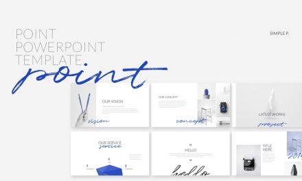 Point 프레젠테이션 템플릿+FREE PPT