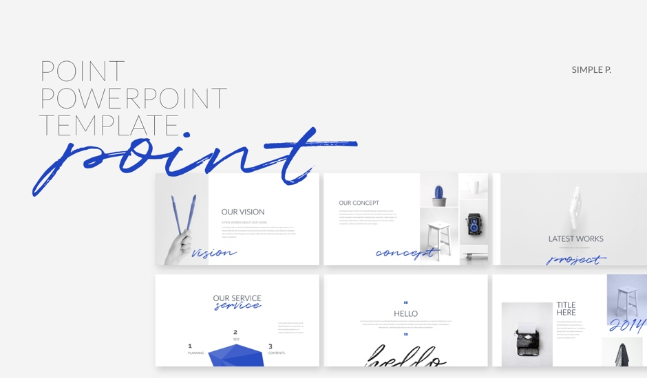 Point PowerPoint Template Download
