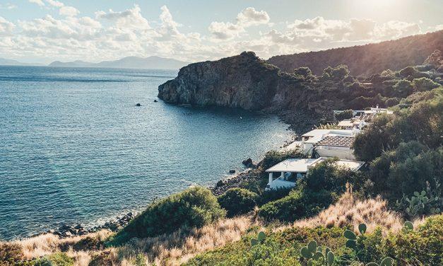 시칠리아 에올리에 제도 여행