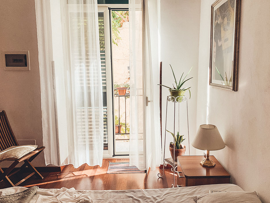 Sicily Airbnb Stay