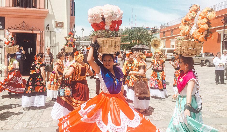 이토록 화려한 멕시코 여행