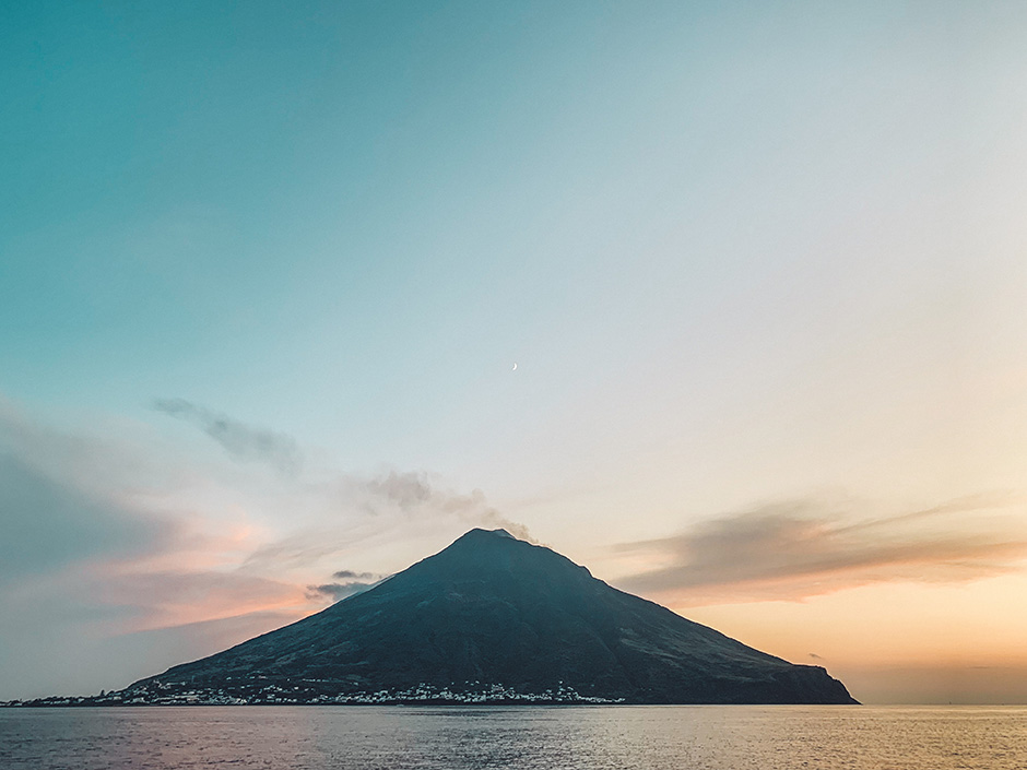 Sicily Travel Aeolian Islands