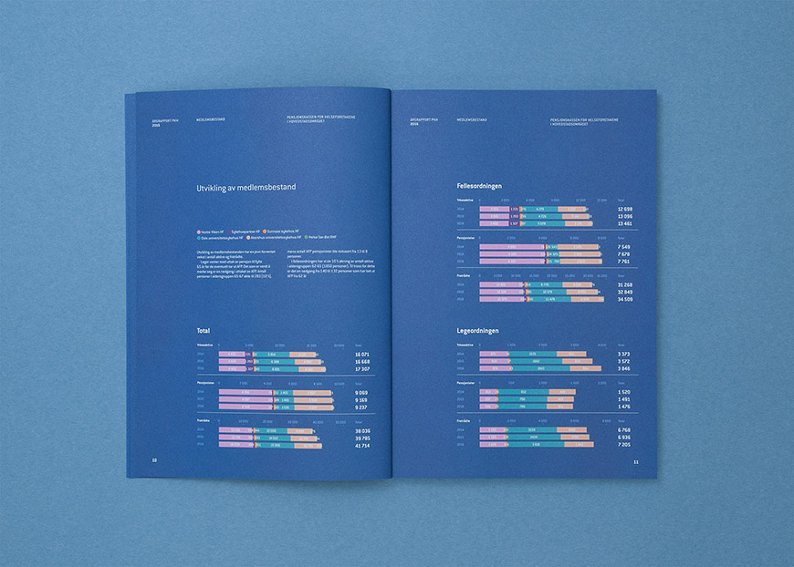 Annual Report for PPT Design