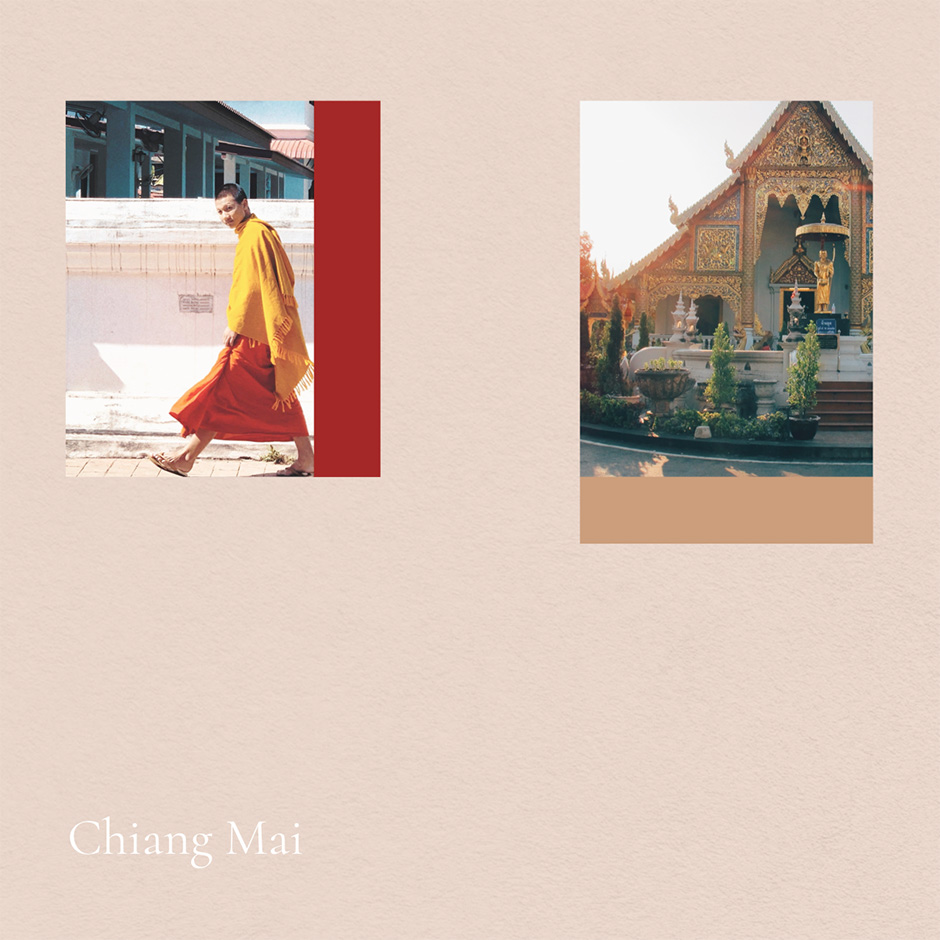 Chiang Mai Travel Mood Board