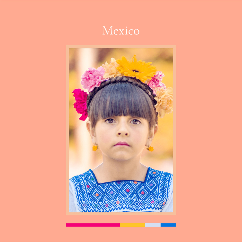 Mexico Travel Mood Board