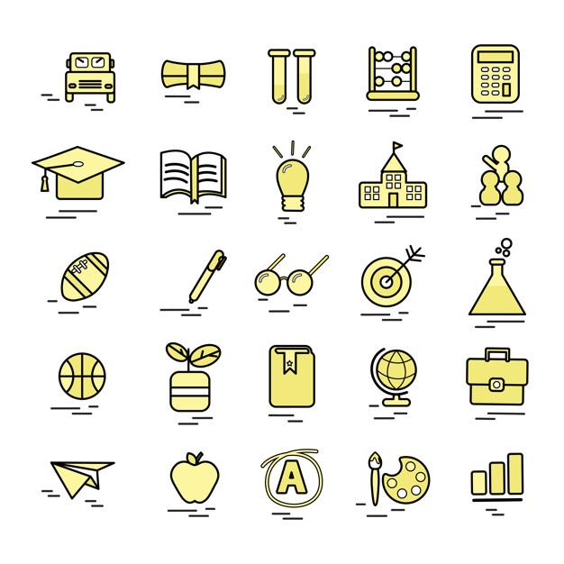 Yellow Free Icons